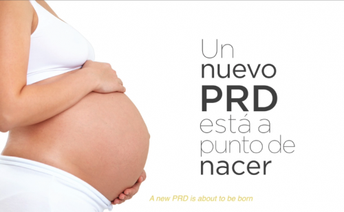 Un nuevo PRD está a punto de nacer